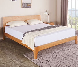 Meet the Nara Bedframe